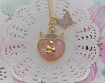 Royal Fairy Kei Necklace