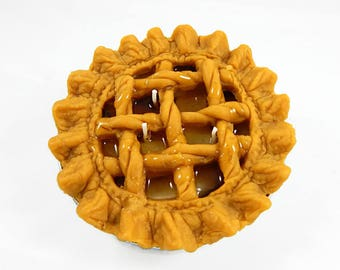 5 Inch Apple Pie Candle