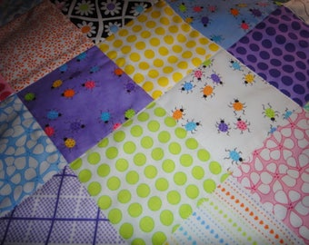 TABLE RUNNER ~ FROLIC fabric by Tamara Kate for Michael Miller ~ Free 50 U.S. Shipping