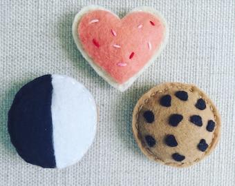 """Catnip """"Cookie"""" Trio Pack"""