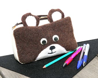 Great Brown and beige bear Kit