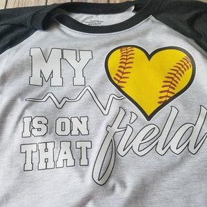 My heart is on the field Softball Player Love the Game tie dye LIVE LOVE SOFTBALL Play girls fast pitch dirty diamonds softball mom
