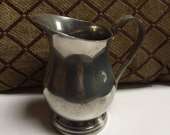 Colonial Pewter Creamer by Boardman