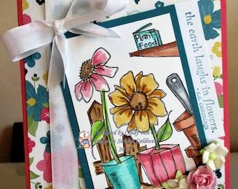 315 Plant Shed Digi Stamp