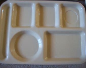 Set of 4 SiLite Divided Trays 614 Chicago Illinois Collectibles