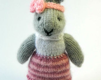 Stuffed toy bunny rabbits etsy nz mothers day gift from daughter plush animal kids gift woodland animals baby shower gift stuffed bunny negle Choice Image