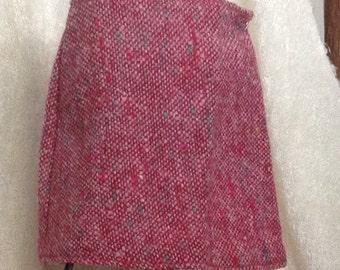 Vintage Donegal Tweed Shirt