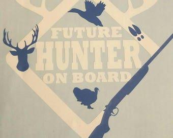Future hunter on board