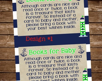 Add On Items: Matching Book Cards or Thank You Cards