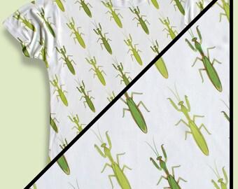 Razortown - The Praying Mantis Tee