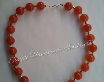 Cherry Bon Bon Necklace