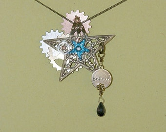 Star Sapphire Necklace