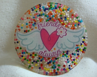 friendship magnet, friend magnet, friendship gift, friend gift, all accassion gift, birthday gift, refrigerator magnet,friend home decor(463