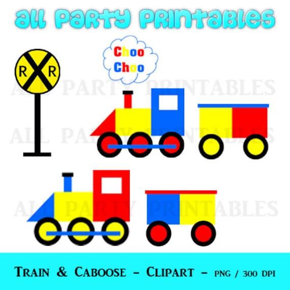 train clipart train clip art train graphics railroad rh etsy com caboose clipart train caboose clipart black and white