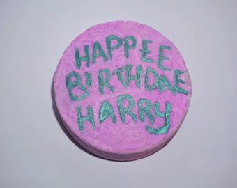 Harry Potter Happee Birthdae Harry Bath Bomb