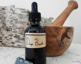 Deep Breath Lung Tincture