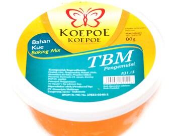 Koepoe-Koepoe Baking Mix Emulsifier TBM (Ovalette/Ovalett)