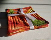 Set of 2 Quilted Coasters...