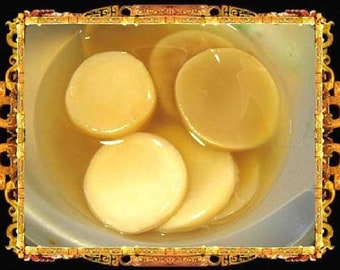 Organic Kombucha SCOBY - 1/4 to 1/2 inch THICK - Darjeeling Black Tea - Satisfaction Guaranteed!