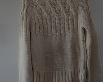 Get 15% discount with coupon code NEW15 sweater Zara 90' made in Spain Medium collar *.