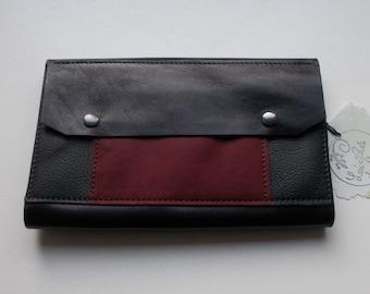 Companion, wallet, checkbook holder, wallet, card holder, pockets papers...