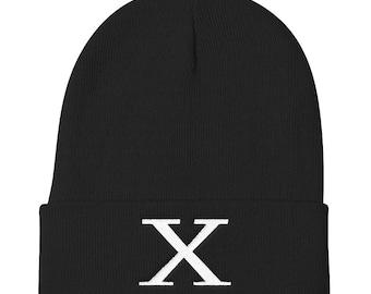 Malcolm X Knit Beanie