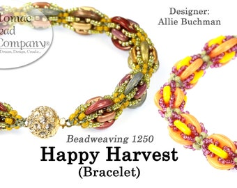 Happy Harvest Bracelet (Pattern)