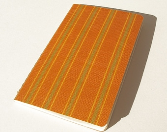 Ruled Notebook with Wallpaper (Stripe)