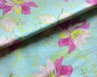 A floral from the Girly Girl Collection by Art Gallery Fabrics : 1/2 yard