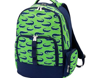 Later Gator Backpack, FREE Name or Monogram