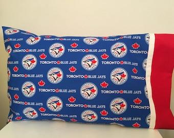 Toronto Blue Jays pillowcase