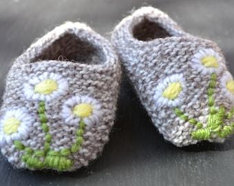 Baby Daisy Shoes
