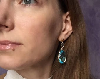 Earrings Sky Blue