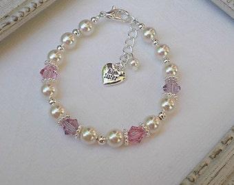 Big Sister Gift-Big Sister Jewelry-Big Sister Bracelet-Big-im gonna be a big sister-Big Sister Little Brother