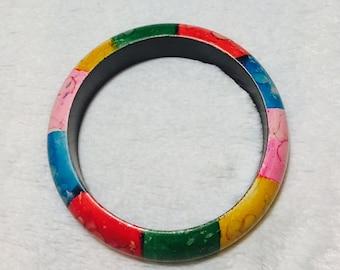 Colorful Bracelet - Handmade in Zambia