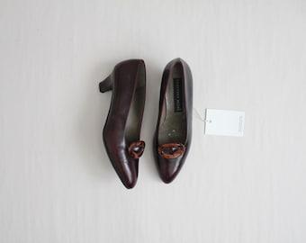 geoffrey beene heels / size 8.5 heels / size 8 shoes