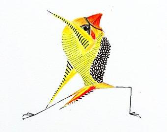 Finch in Reverse