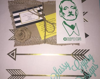 Bill Murray Chive On decal, KCCO, BM decal, chive on,