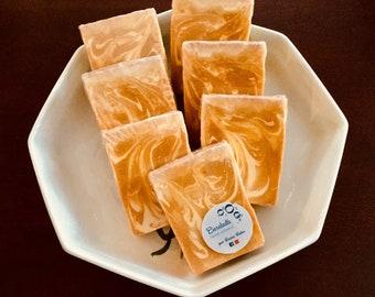 Savon à la citrouille et aux épices - Pumpkin & Spices Soap