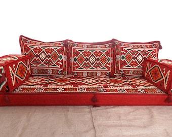 Genial Oriental Floor Seating, Arabic Style Majlis Floor Sofa Set, Floor Couch,  Floor Seating Sofa, Ethnic Sofa,bohemian Furniture,living Room Sofa