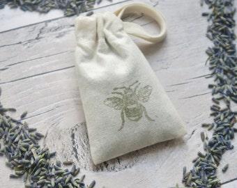 Bumblebee Lavender Bag