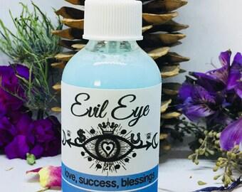 Rita's Evil Eye Spiritual Mist Spray Pagan, Magic, Witchcraft, Hoodoo, Juju