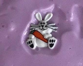 Pastel Bunny Slime 8oz