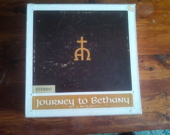 Journey To Bethany; Vintage Collectors 6 Volume, 11 Record Set; c 1964