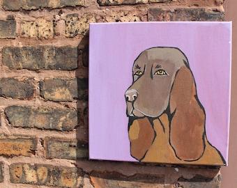 Dog portraits, custom pep portraits