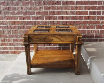 Vintage Art Deco Style Coffee Table