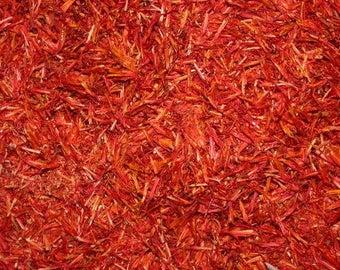 SAFFLOWER - natural plant dye