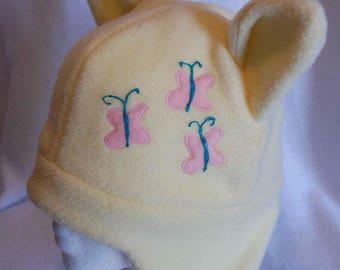 Fluttershy My Little Pony hat/ MLPFIM/ MLP/ My Little Pony / Fluttershy/ Costume/ Cosplay/ Winter Hat/ My Little Pony Friendship is Magic /