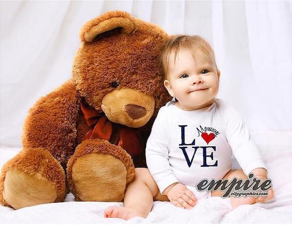 Baby tee, love baby tshirt, Love Mommy tee, Love Daddy tshirt, Baby outfits, Baby love tshirts, Love tees, kids love shirts, Mothers Day