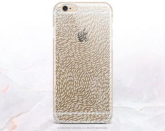 iPhone 8 Case iPhone X Case iPhone 7 Case Doodle Clear GRIP Rubber Case iPhone 7 Plus Clear Case iPhone SE Case Samsung S8 Plus Case U157